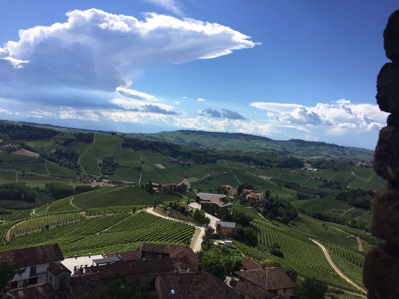Monforte from above