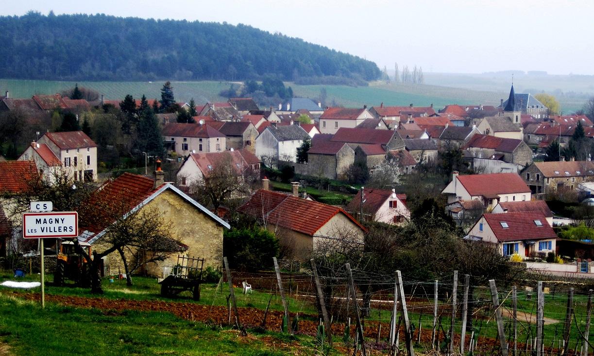 Village of Magny les Villers
