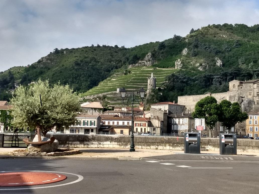 village of Tournon